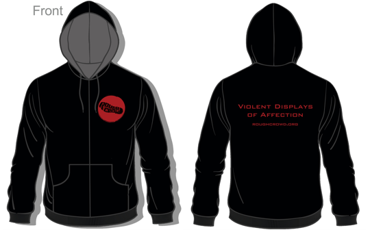 Rough Crowd Hoodie